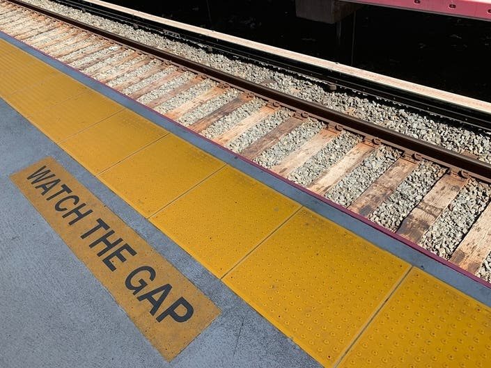 Train Hits Person Overnight At Patchogue LIRR Station: Report
