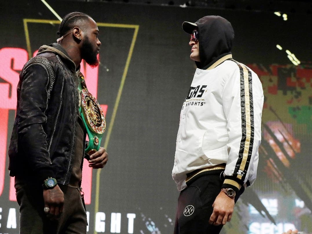 Deontay Wilder Vs. Tyson Fury 2: How To Watch, Updated Odds