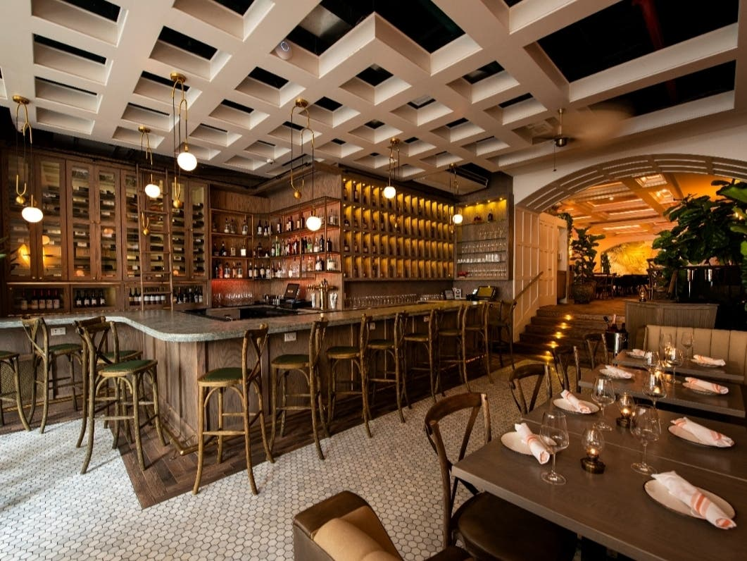 Spanish Eatery Tasca Opens Its Doors On The Upper West Side Upper West Side Ny Patch