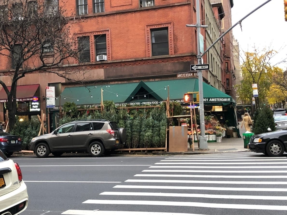 Christmas Trees 2021 Upper Manhattan Christmas Trees Are For Sale Again On The Upper West Side Upper West Side Ny Patch