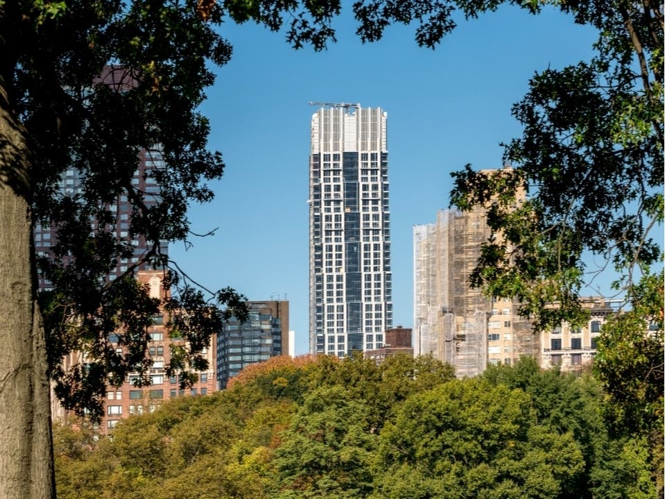 UWS Tower Topped By 20 Floors Without Permission Can Stay: Court