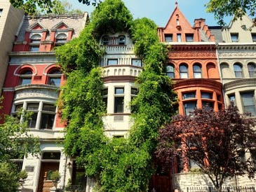An image of a beautiful home on the Upper West Side.