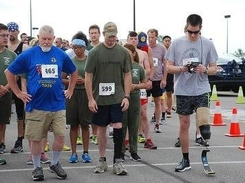 Run For The Brave Benefits Local Veterans