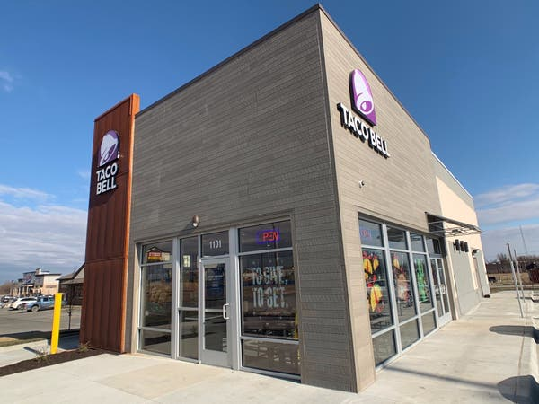 Feb 25 Taco Bell Hosts Grand Opening Celebration