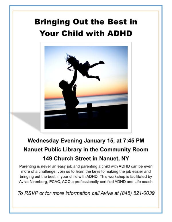 Bringing Out the Best in Your Child with ADHD