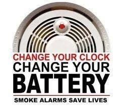 Change Your Clocks Change Your Batteries Garden City Ny Patch