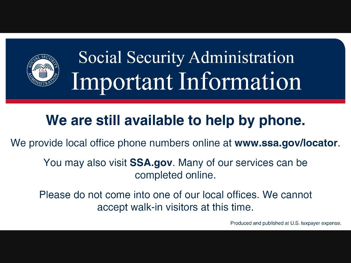 Important Information About Reaching Social Security Grand Rapids Mi Patch