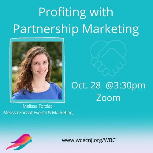 Webinar: Profiting with Partnership Marketing