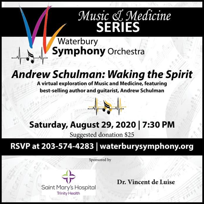 WSO Presents Music & Medicine: Waking the Spirit