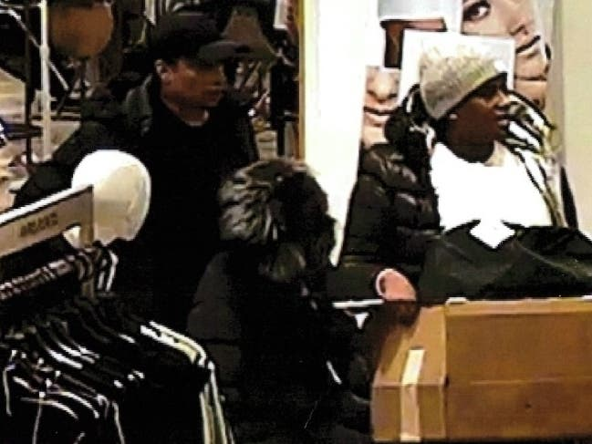 2 Women Steal Jackets Worth Over $3,200: Police