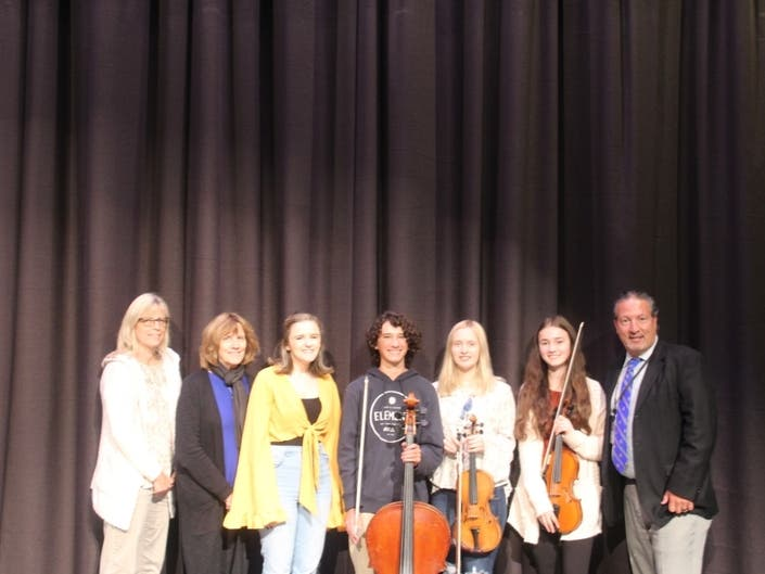 4 Northport High School Students Selected For NYSSMA All-State