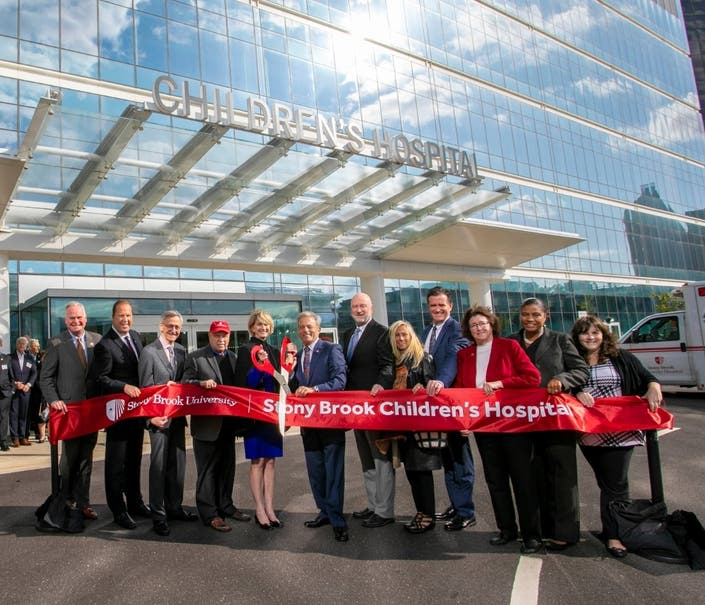 Stony Brook Childrens Hospital Completed