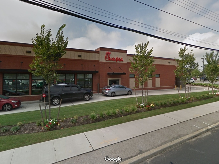 Chick-fil-A Sets Rough Opening Date In Farmingdale