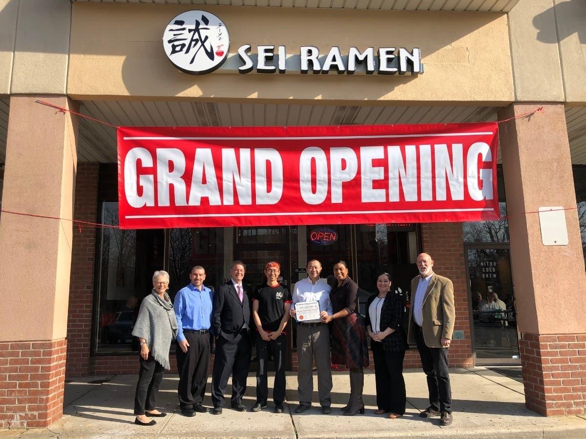 Sei Ramen Restaurant In East Setauket Holds Grand Opening