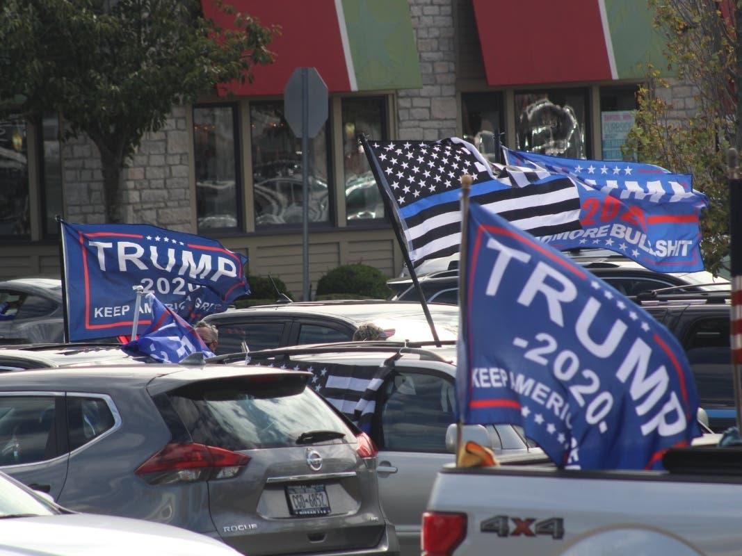 Huntington Ny Halloween 2020 Trump Parade To Roll Through Town Of Huntington | Huntington, NY Patch