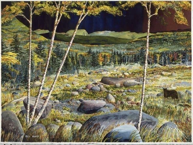 ICYMI: Watercolor Art Exhibit Coming To Huntington Public Library