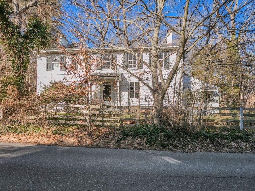Walt Whitman's Ancestral Huntington Home Hits Market