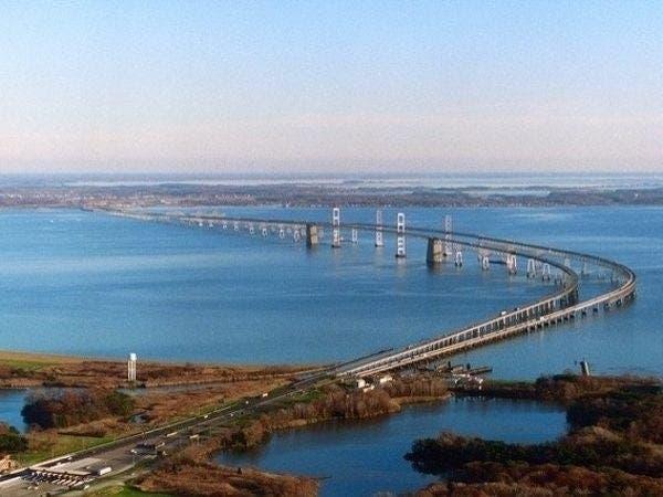 U S  50 Traffic Backed Up A Dozen Miles Before Bay Bridge