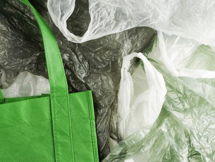 A 5-cent plastic bag fee will be proposed by two Howard County council members at their Nov. 4 meeting.