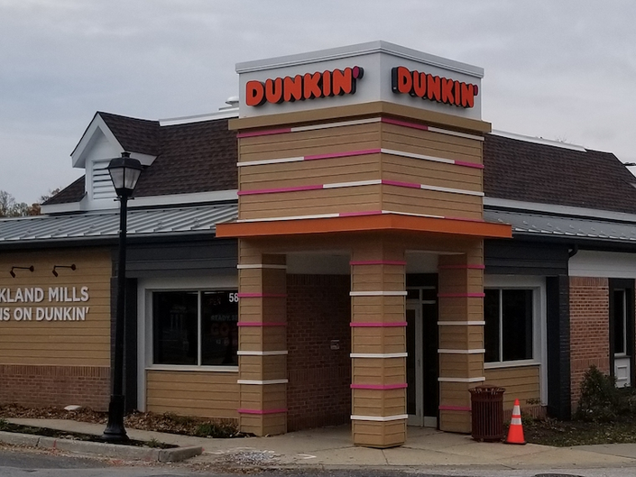 The newest Dunkin' to open in Columbia utilizes new technology and is designed to save 25 percent more energy. It's grand opening will be Nov. 9.