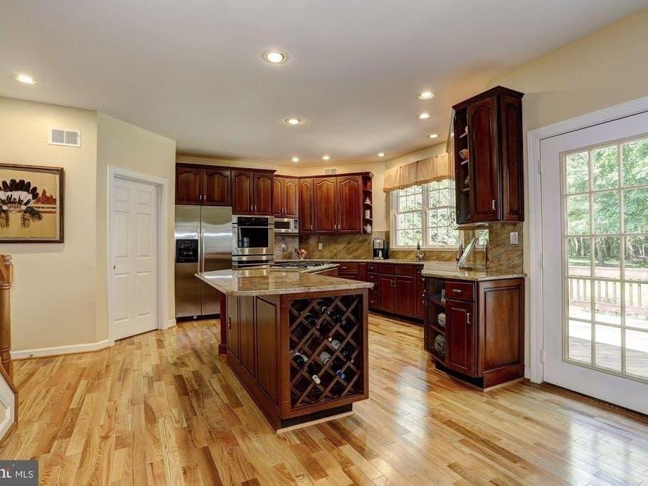 Gourmet Kitchen, Entertaining Island In $825K Davidsonville Home - Edgewater, MD Patch