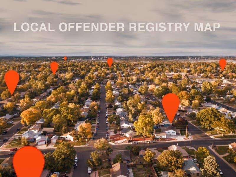 Maryland sex offender registry website