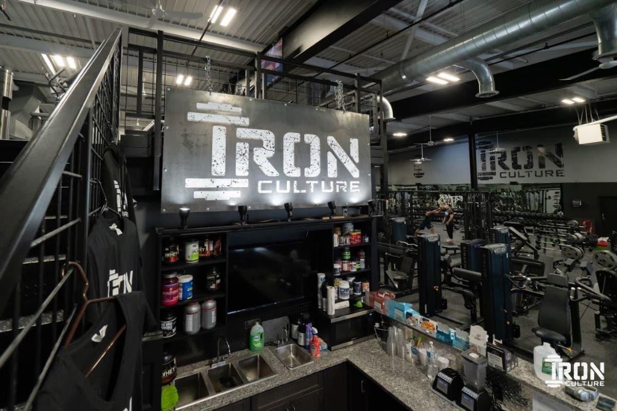 High end hardcore gym iron culture opens in cedar knolls nj