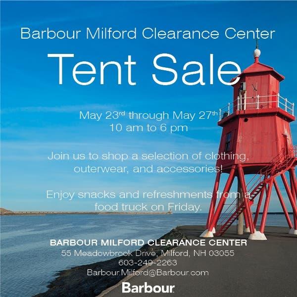 barbour sale outlet