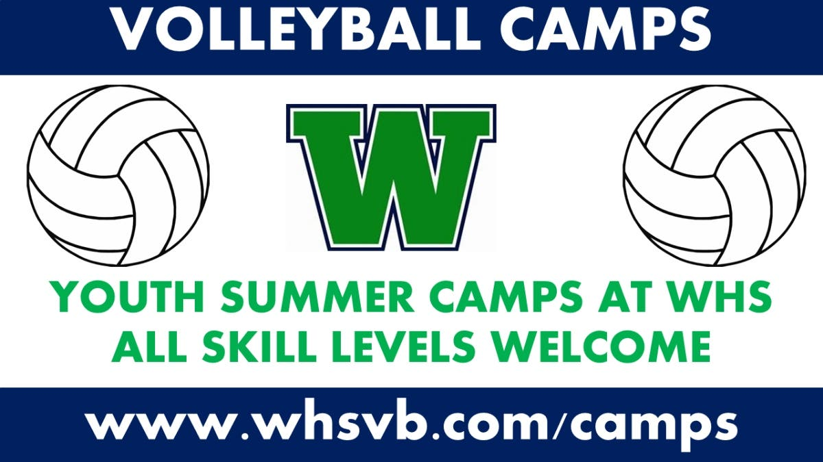 Middle School Volleyball Camp (Intermediate Level Player)