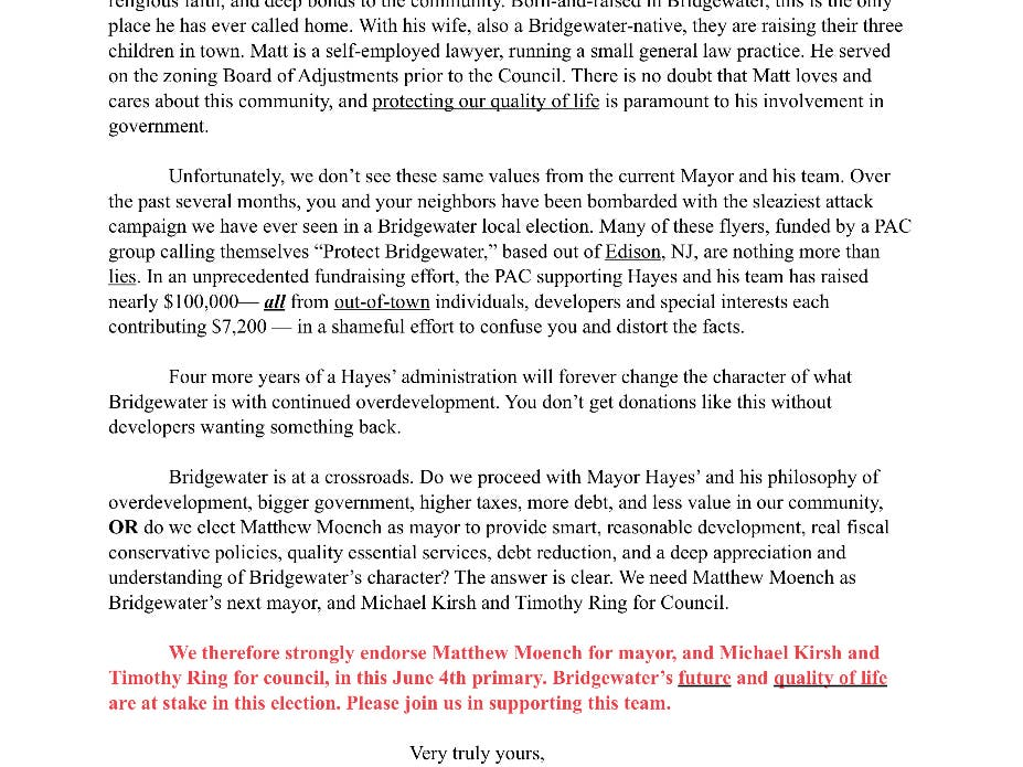 Council Members Norgalis & Pedroso Open Letter to the