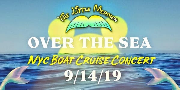 Sep 14 | Over The Sea with The Little Mermen (Ultimate