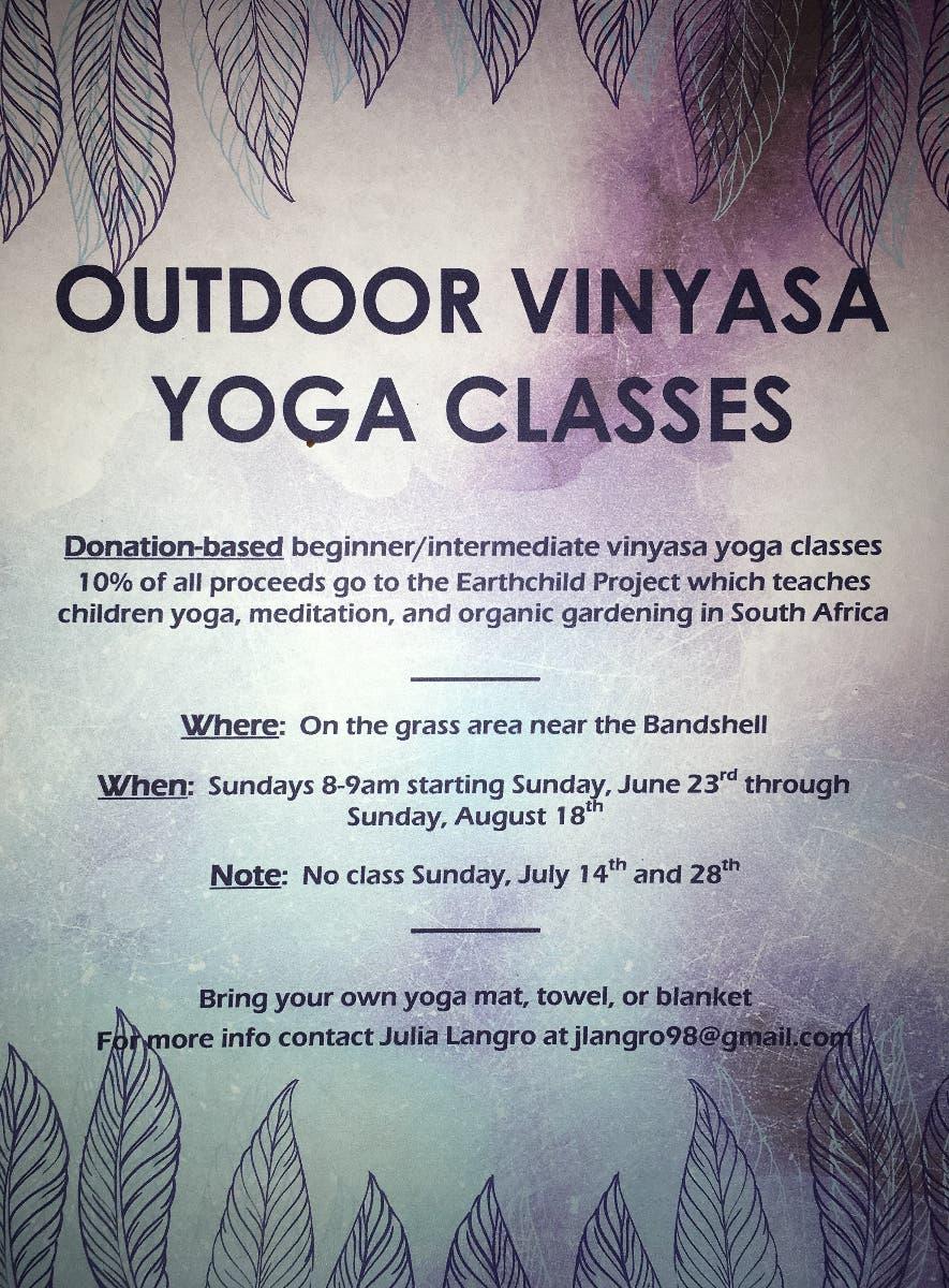 Jul 21 Donation Based Yoga Classes Port Washington Ny Patch