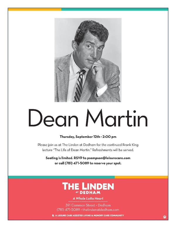The Life and Times of Dean Martin