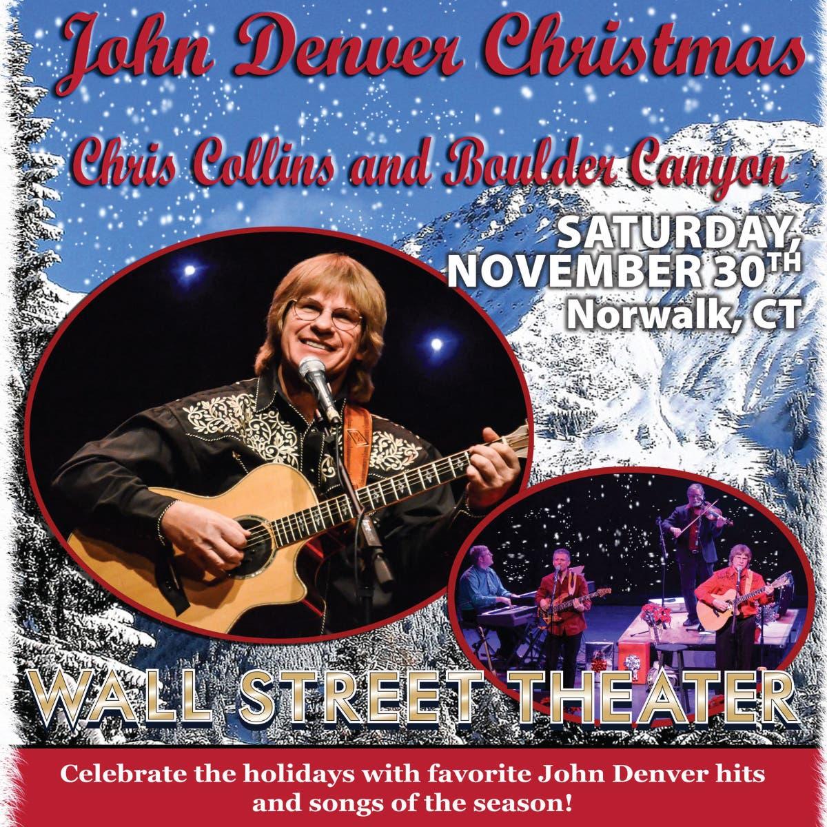 John Denver Christmas.Dec 31 Chris Collins And Boulder Canyon S John Denver