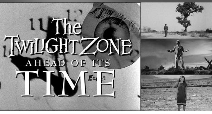 The Twilight Zone: Ahead of its Time' Interactive Webinar w/ Scho