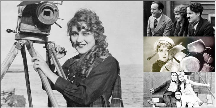 Mary Pickford: The World's First Major Movie Star Webinar