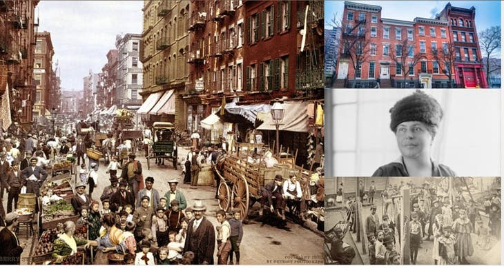 Lillian Wald, Pioneer of NYC's Social Reform Movement Webinar
