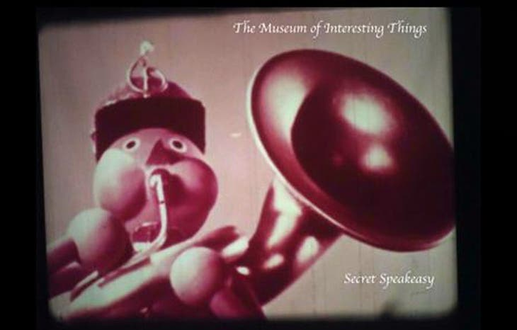 Museum of Interesting Things Animation Secret Speakeasy