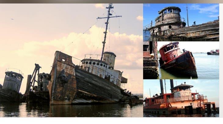 The Ship Graveyards of Staten Island Interactive Webinar