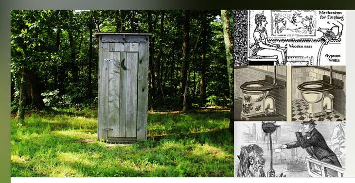 The Real History of Toilets Interactive Live Webinar