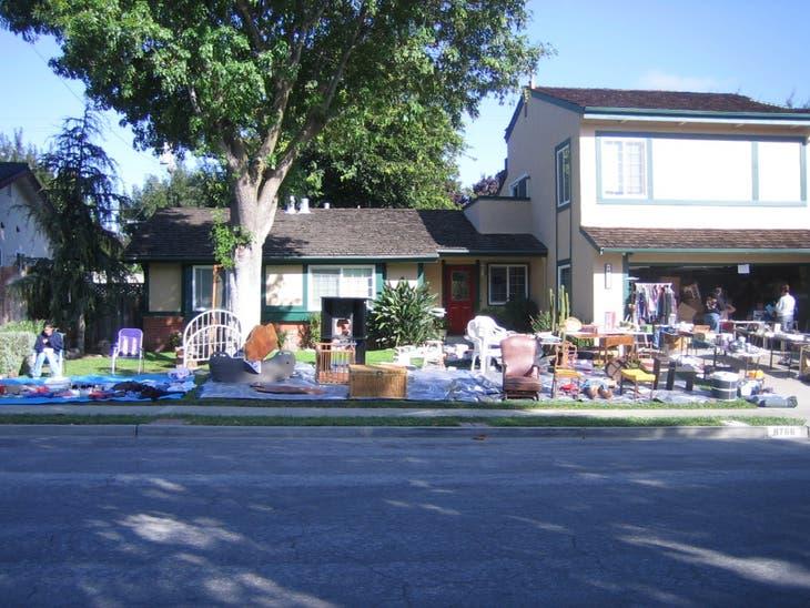 Shelley Stone's Famous West Dublin Neighborhood Garage Sale