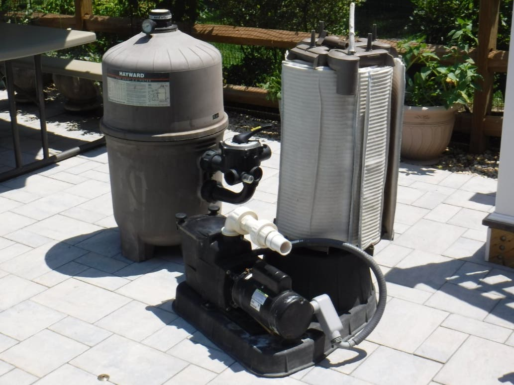 Hayward Filter, Super Pump and Energy Certified Pump - Anne Arundel, MD Patch