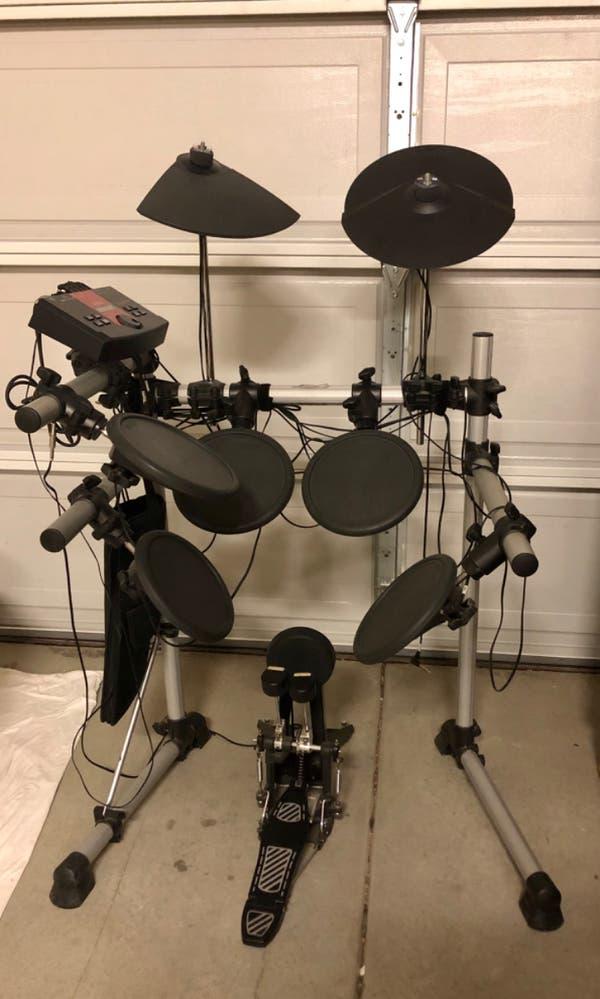 yamaha electronic drum set 250 banning ca patch. Black Bedroom Furniture Sets. Home Design Ideas