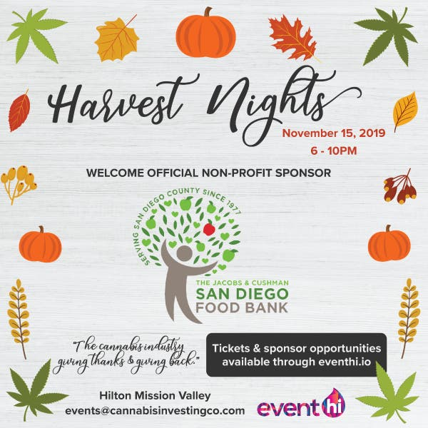 Harvest Nights - Giving Thanks & Giving Back