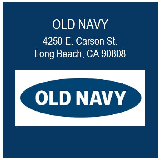 Jul 27 Old Navy Opens Its Doors At Long Beach Exchange Long Beach Ca Patch