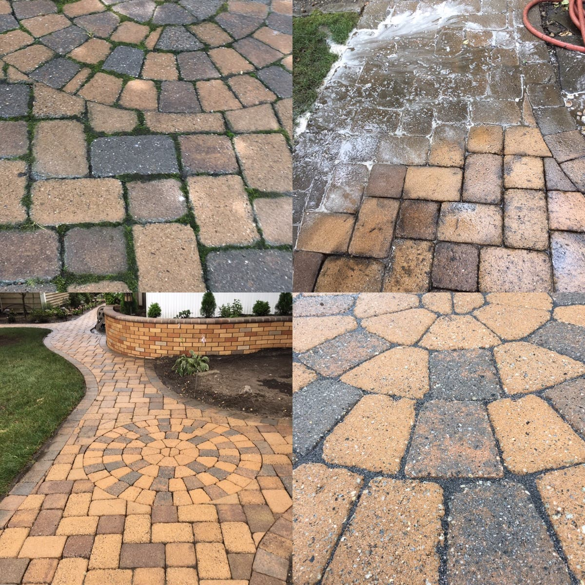 Aug 4 | Patio, paving, and house power washing | Wantagh