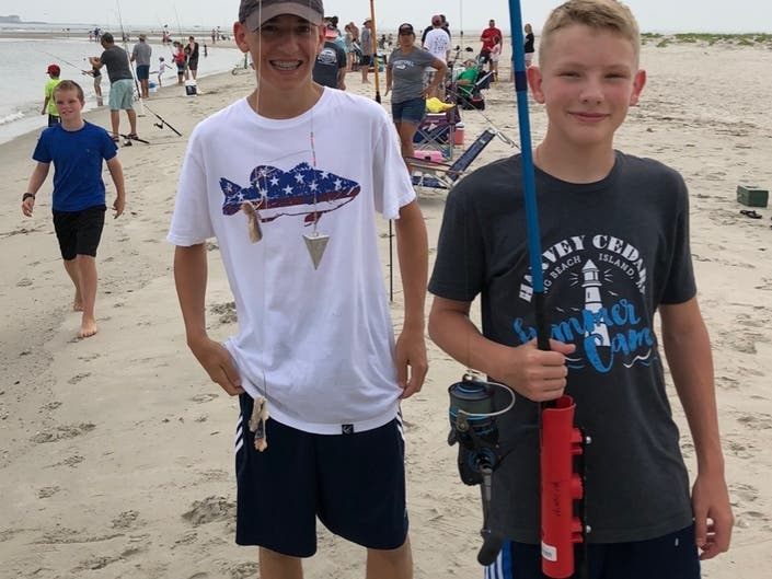 OC Fishing Club to Hold Youth Surf Fishing Tournament