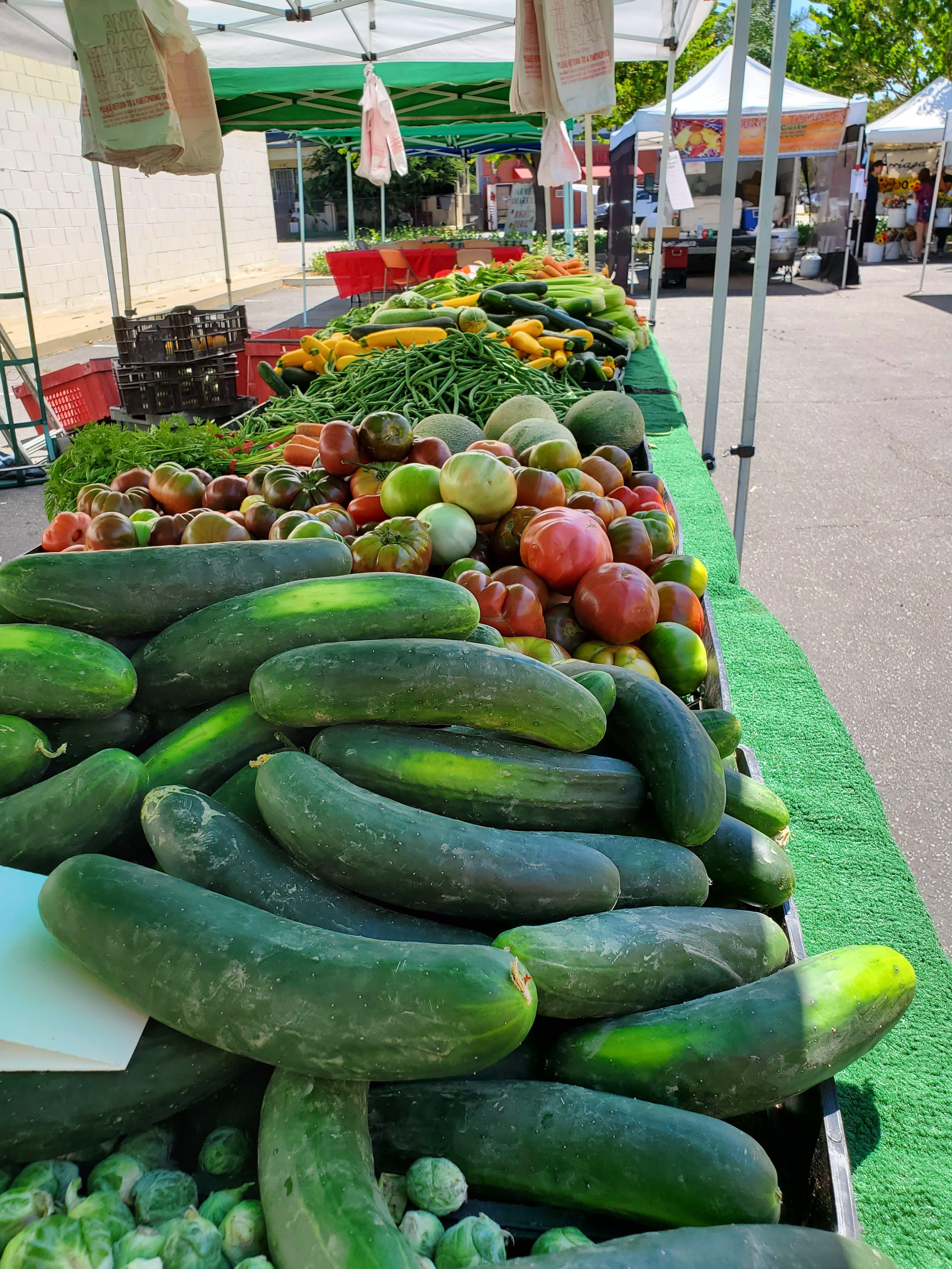 Aug 24 | Pomona Valley Community Farmers' Market