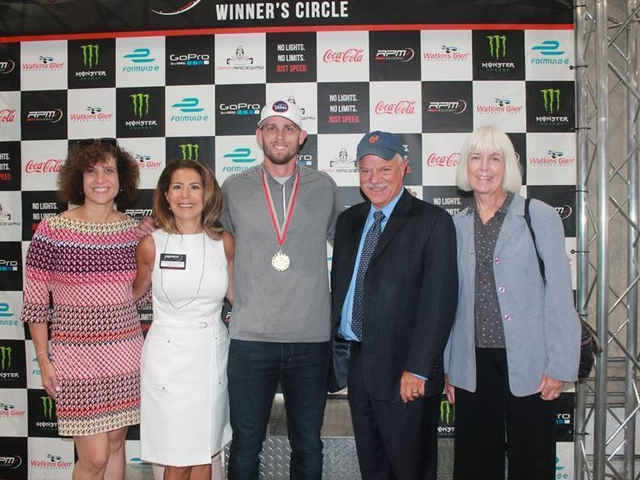 Mets All-Star Jeff McNeil visits RPM Raceway of Jersey ...