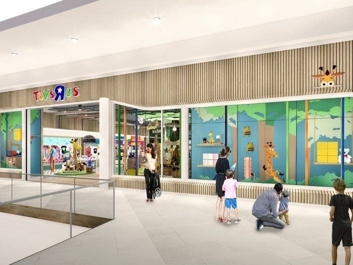 Garden State Plaza Toys R Us Opens Wednesday